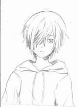 Tomboy Sketch Anime Sketches Deviantart Drawing Tomboys Character Drawings Manga Pencil Fc06 Illustration Magic Dibujo Fantasy Styles Deviant sketch template