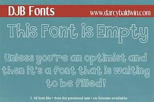 Free Hand Arabic Font This Font Is Empty Font By Darcy Baldwin Fonts Fontspace