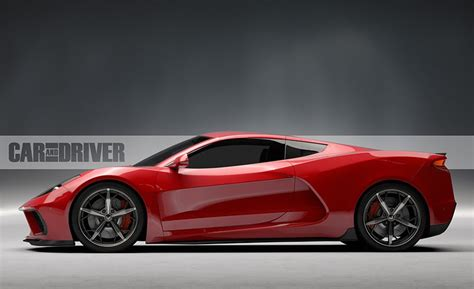 2020 Chevrolet Corvette Engine Options