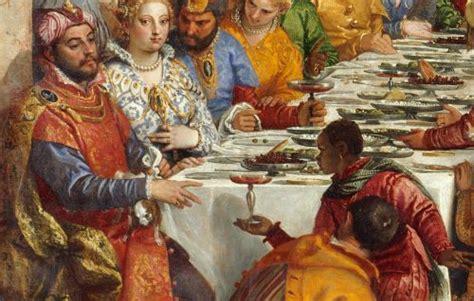 banchetti rinascimentali il cibo e la tavola nel rinascimento