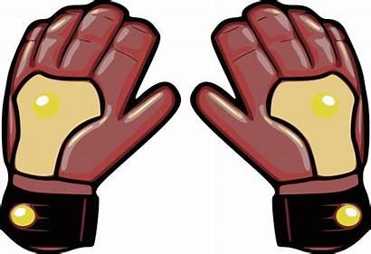 Gloves Glove Goalie Clipart Ppe Soccer Transparent