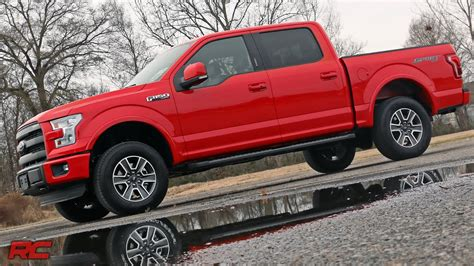 ford     leveling kit  rough country