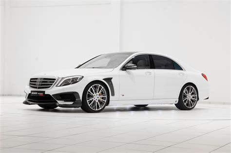 A Look At The Brabus Mercedes S-class Rocket 900