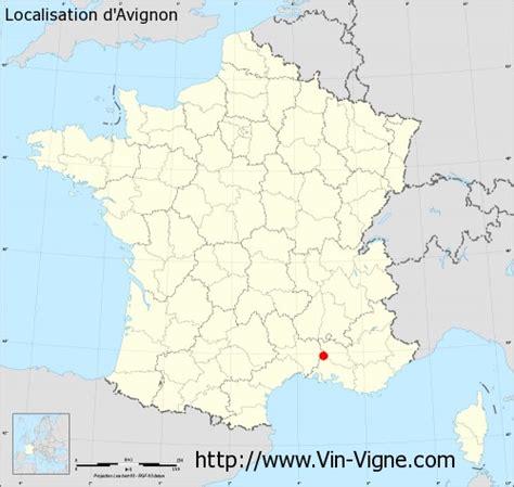 Carte De Avignon 84 by Avignon Carte Arts Et Voyages