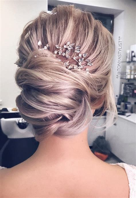 Of The Updo Hairstyles by 12 So Pretty Updo Wedding Hairstyles From Tonyapushkareva