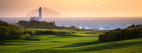 golf breaks uk trump turnberry golf scotland golf