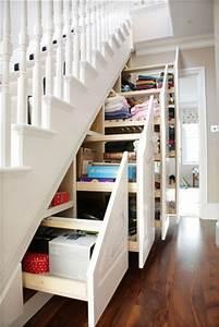 Amenager Sous Escalier : id es pour am nager des rangements sous escalier ~ Voncanada.com Idées de Décoration