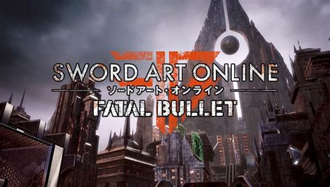 fatal bullet sword sao screenshots gry february elizabeth action americas launches europe mmo playstationlifestyle