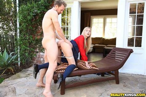 Hot Ass Abigalie Long Leg Mini Skirt School Babe Pounded Hard In Her Tight Fucking Box Hardcore