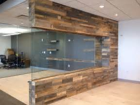 Atlanta Floor And Decor Reclaimed Pallet Wood Paneling Sustainable Lumber Company