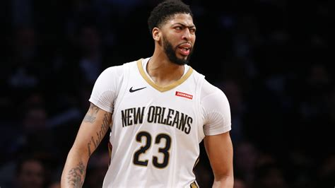 anthony davis insists hell stay  pelicans