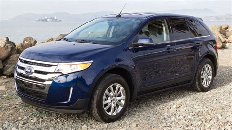 ford edge limited review  ford edge limited