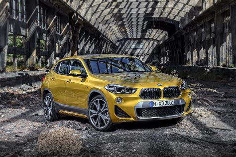 2018 Bmw X2 First Look Review