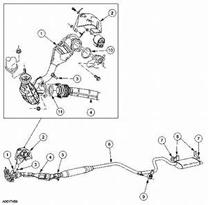 35 2007 Ford Taurus Exhaust System Diagram