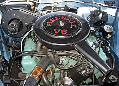 Buick 215 Crate Engine by 1962 Buick Special Fireball V6 A Cast Iron Derivation Of