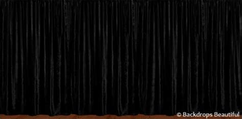 black stage curtains quotes