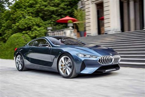 2018 Bmw 8 Series  Review, Price, Release Date, Styling