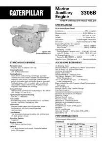3116 cat engine specs cat 3306 dita marine engine f j exports limited