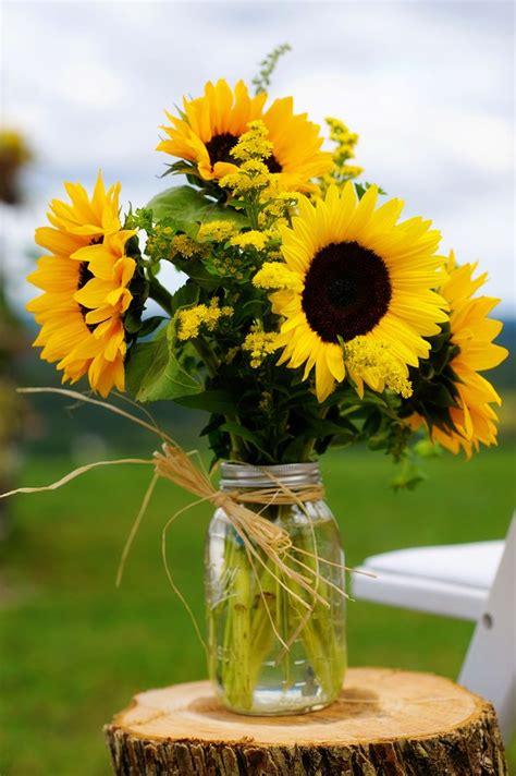 25 Best Ideas About Sunflower Arrangements On Pinterest
