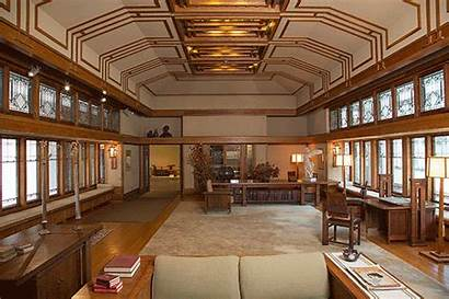 Lloyd Wright Frank Arts Museum Living Crafts