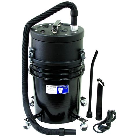 vacuum rental home depot atrix international 5 gal hepa canister vacuum cleaner in Hepa
