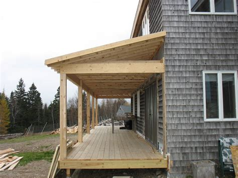 house plans with covered porches this project added a much need covered porch to a salt box