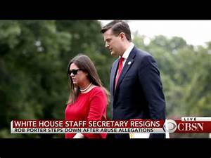White House staff secretary resigns after domestic ...