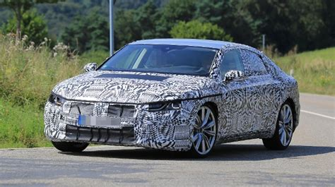 Markenausblick Volkswagen Neuer Vw Cc Bekommt Neuen Namen