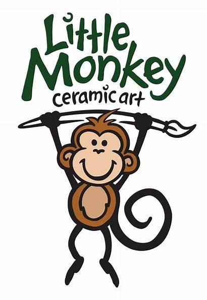 Monkey Cartoon Hanging Clipart Clip Tree Vector