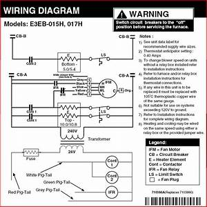 Need Wiring Diagram And Schematic For Nordyne Elec