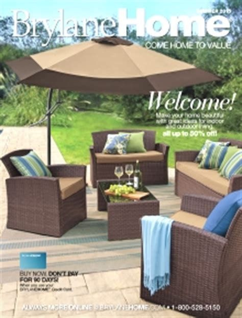 garden decor catalogs brylane home window treatments catalog coupon code