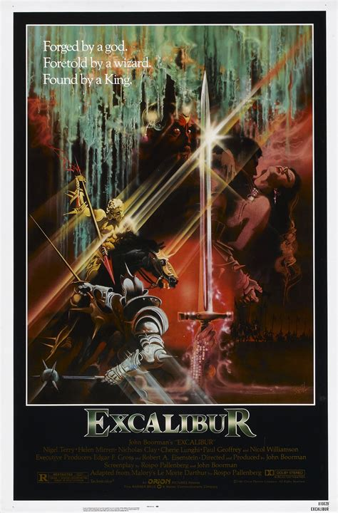 excalibur film warner bros entertainment wiki fandom