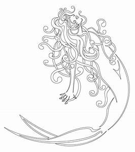 tattoo of mermaid sensuality tattoo custom tattoo With powerful siren