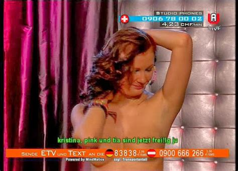 SEXY GIRL KRISTINA Live eUrotic TV eUrotic TV - HOTBIRD 11200 V 27500 - ASTRA…
