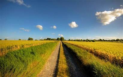 Country Summer Desktop Road Wallpapers Quotes Definition