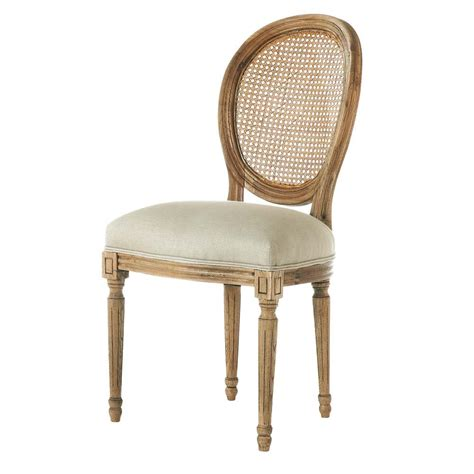 chaise louis maison du monde chaise médaillon en et chêne massif louis maisons du