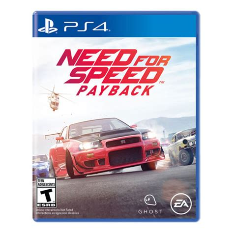 Need For Speed Payback Ps4 Ps4 Best Buy Canada