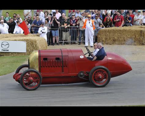 1911 Fiat S74 Corsa Grand Prix And S76 Record
