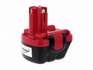 Batterie Bosch Psr 1200 : akku zu bosch bohrschrauber psr 1200 nimh o pack akku ~ Edinachiropracticcenter.com Idées de Décoration