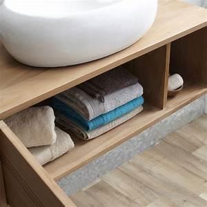 Meuble Sdb Pas Cher : meuble salle de bain suspendu pas cher soin en image ~ Edinachiropracticcenter.com Idées de Décoration