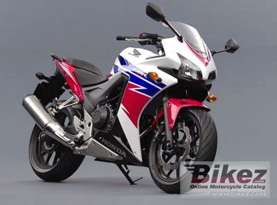 honda cbrr specifications  pictures
