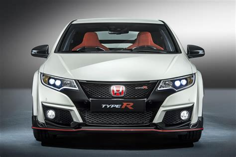 Honda Civic Type R Review 2015
