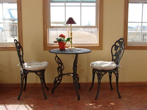 sunroom table and chairs by fantasystock on deviantart