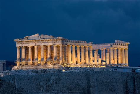 History Of The Athens Acropolis