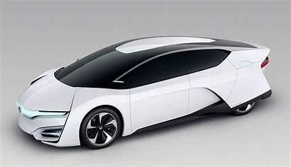 Honda Fcev Concept Cars Future Fuel Futuristic