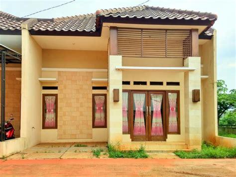 Rumah Baru Murah Bisa Kpr rumah dijual hunian bernuansa bali di bekasi bisa kpr