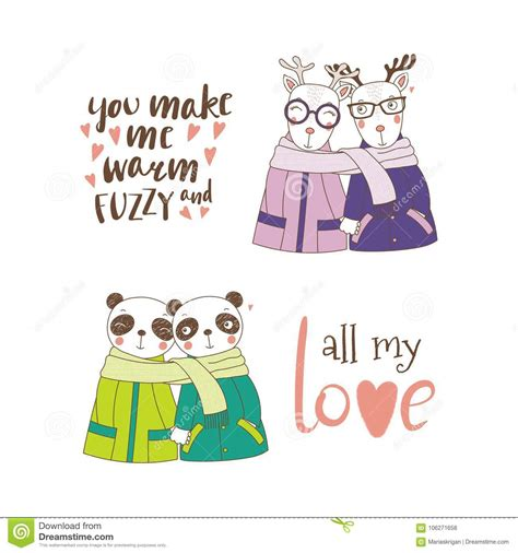 Free svg image & icon. Cute animal couples stock vector. Illustration of coat ...