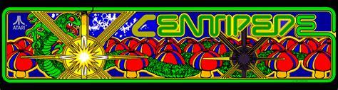 Retro Heart Centipede Custom Scale Arcade Model