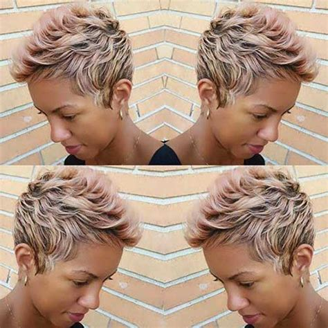 color  short hair short hairstyles