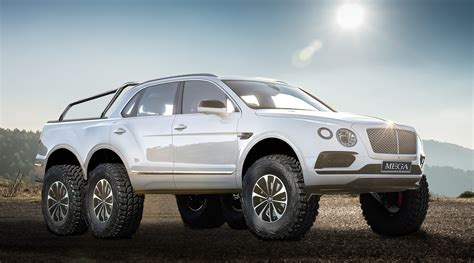 Bentley Bentayga 6x6